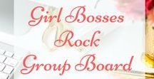 Girl Bosses Rock Beginners / Specifically for new bloggers just getting started or with a very small following to enable them to get their content out there.  Any niche allowed except adult content.  To contribute to this board, 1. Follow my blog https://www.pinterest.com/girlbossesrock & this board. and 2. Send me a message on Pinterest requesting to join  RULES: Tall vertical pins only, No Spamming, and repin 1:1.