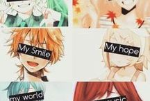 Vocaloid / They are my friends. My smile. My hope. My world. My music.