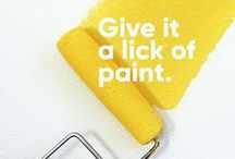 Yellow for Eye-catching Real Estate Marketing / Property marketing