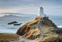 travel to: wales