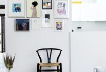 Le home & design / Decoration, interior design, home decor, intérieur, déco / by Gabsi N