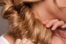 I like her hair / by Mia Brosemann
