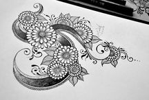 Ink / tattoos I love.