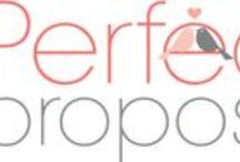 The Perfect Proposal <3 / Based in Cape Town, The Perfect Proposal specialises in marriage proposals, weddings & romantic events!