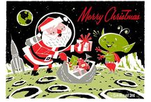 Hooray For Christmas! / by Molly Monster