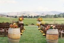 Rustic Wedding / Looking to tie the knot in a beautiful barn setting or outdoors in the countryside? We've got tons of gorgeous inspiration for your rustic, shabby chic wedding. / by Union Station