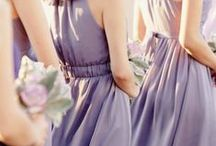 Color Story ORCHID / by Little Borrowed Dress