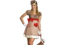 HOLIDAY--Halloween Costumes