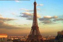 Paris / by Julie Miller