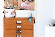 Retro cabinets