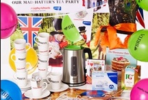 Mad Hatter's Tea Party / Grab your pocket watch, don;t be late for the Mad Hatter's Tea Party!