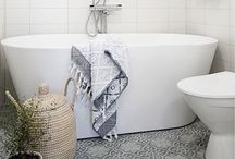 Home - Bathroom / Home decoration, interior design, bathroom.