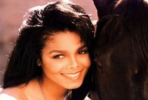Janet Jackson!  You're not surprised, are you!? :) I love Janet! <3 / by Angela Fowlkes