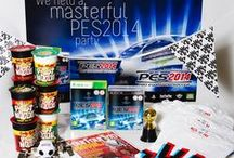 Pro Evolution Soccer 2014 / Like to think that you're the best among your mates at a football game?  We gave people all over the UK the chance to host a Pro Evolution Soccer 2014 house party with Konami.