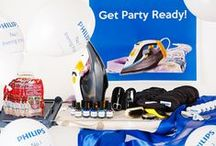 Philips PerfectCare Party / On the weekend of 16 & 17 November, we will be giving people all over the UK the chance to host official Philips PerfectCare house parties.  Lucky party hosts will receive an amazing Philips PerfectCare party pack that will contain the brand new Philips PerfectCare Azur Steam Iron, which can be used to safely iron any fabric, even silk party dresses. SIGN UP: http://bit.ly/14CFCso