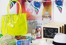 Taylor by Taylor Swift Parties / To celebrate the launch of the NEW Taylor by Taylor Swift Fragrance, we are giving you the chance to host your very own #MadeOfStarlightParty on the weekend of 19th & 20th October 2013! Sign up here http://bit.ly/StarlightParty