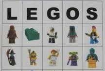 TOYS--Legos