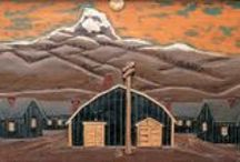 The Art of Gaman: Arts & Crafts from the Japanese American Internment Camps, 1942-1946 / Traveling exhibit features the concept of enduring difficulty with dignity while chronicling Central California's significant role in an often overlooked chapter of American history. Open Jan. 19-May 11, 2014.