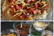 Snacks / A collection of snack recipes from chips to dips, sweet and savory and everything in between. Movie night, game day . . .