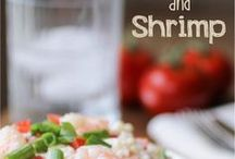 Fish & Seafood / Fish and Seafood recipes, easy and delicious any time of year. #Meatless #Lent