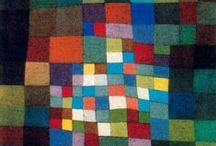 Klee / Paul Klee (1879-1940)  Swiss German artist (influenced by expressionism, cubism, and surrealism) / by Laura Didyk