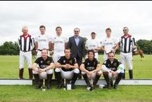 The Cheval Polo Cup 2014 / The #ChevalPoloCup was hosted on the 15th June 2014 at #HamPoloClub in Richmond. What a glorious game!