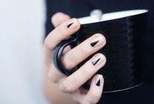 Nails / Claws // Sparkle // Design