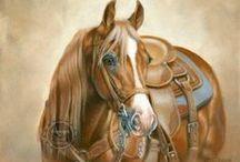 Kreslenie koní