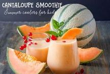 Drinks - Smoothie Recipes / Smoothie Recipes, good for you drinks made with fresh fruits and veggies.