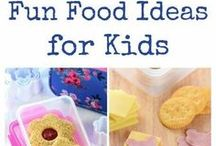Back To School Recipes / Back To School Recipes for breakfast, lunch, snacks, dinner ideas and DIY Printables.