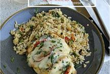 Chicken Recipes / Chicken Recipes: so versatile and easy to cook, this is a vast array of chicken recipes with something for everyone.