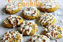Fall Recipe Favorites / Comforting Fall Recipes- think Apples, Cranberries, Pumpkin, Soups, and Sweet Treats
