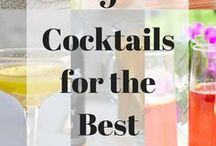 New Year's Eve Ideas & Recipes / Recipes and DIY Ideas to do with kids. Recipes for entertaining, drinks and desserts on New Year's Eve or New Year's Day.