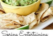 Spring Holiday Recipes & DIYs / Recipes & DIYs for Spring from March thru May - St. Patrick's Day, Earth Day, Easter, Passover, Mother's Day and Cinco de Mayo