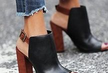 Style - Shoes / Heels // Boots // Sneakers