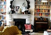 Home - Living Room / Cozy // Relaxed // Vintage & Modern