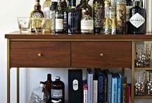 Home - Bar / Alcohol // Carts // Mixology
