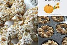 Favorite PUMPKIN Recipes & DIYs / Favorite Pumpkin Recipes, both Sweet & Savory, and Fall DIYs for your fall celebrations.