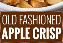 Apple Recipes, Sweet and Savory recipes for breakfast, lunch, and dinner - lets not forget dessert! / Apple Recipes - Sweet and Savory recipes you can make for breakfast, lunch, dinner or dessert.