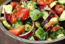 Salad Recipes / Salad Recipes | Passionate about healthy & tasty food • recipes for breakfast, lunch & dinner • easy meals the whole family will enjoy • fresh dining ideas | AllFitRecipes.com