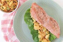 Vegan Ontbijt/Lunch Recepten / Hier staan al mijn vegan recepten voor lunch en ontbijt.