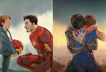 Iron Man — Marvel / I am Iron Man! | Tony Stark