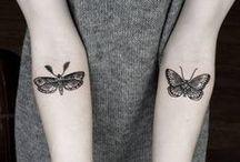 Ideias / Tatuagens e ilustrações
