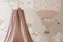 Room for a girl / Design ideas for a beautiful girl room