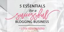 Blogging / Blogging tips and advice