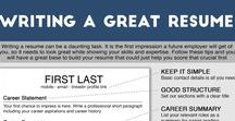 Job Search and Recruitment / Job search and recruitment tips