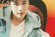 Zhang Yixing - EXO ❤️ / He was my first ever bias, and he'll always be one.