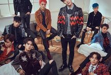PENTAGON / Love, love, love their music. They make such catchy beats. I can't get them out of my mind.