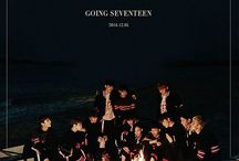 SEVENTEEN / Why have one when you can have THIRTEEN!! I thought twelve was bad enough, but thirteen talented and gorgeous boys in one group is too much.
