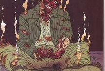 Comics [X] Hard Boiled Art / Ein Hauch Sin City.